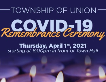 Covid Remembrance Ceremony Spotlight