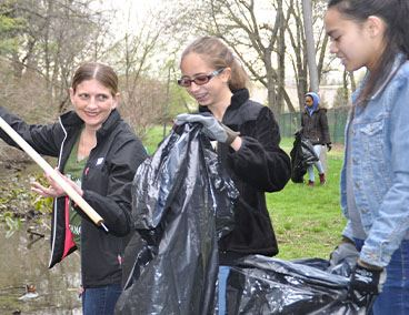 Annual Waterway Clean Up