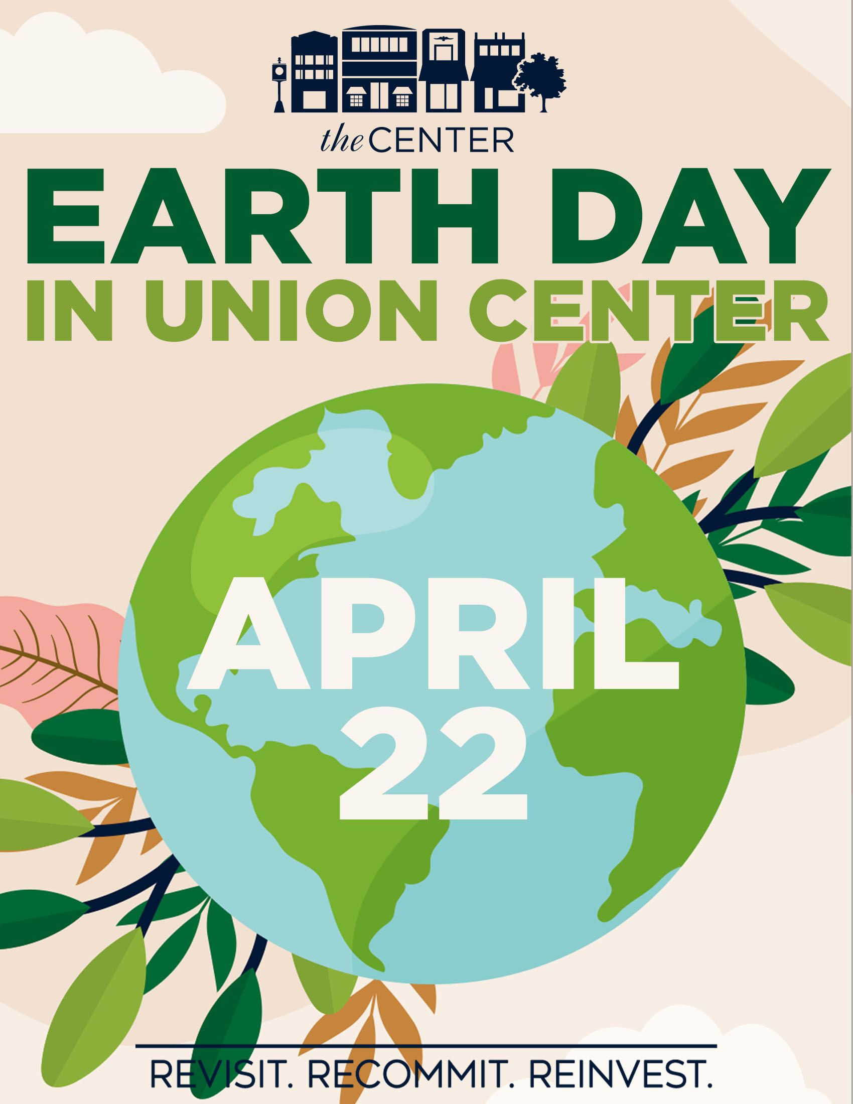 2021 Earth Day in the Center